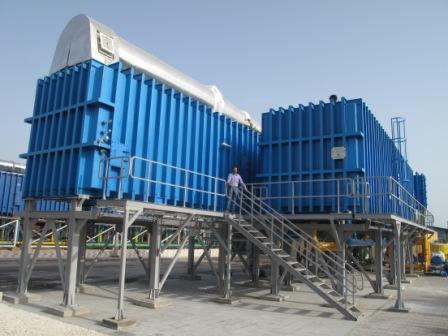 Desalination package